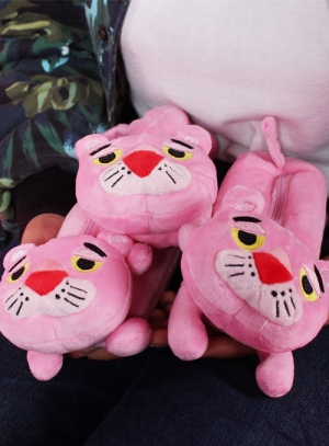 pink panther pencil case (ver.1)